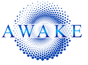 Awake Water logo